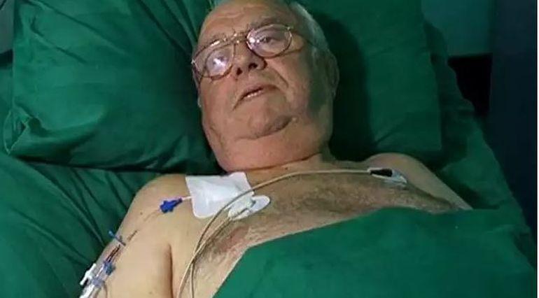 """Alexandru Arșinel, declarații de pe patul de spital: """"Și Stela a făcut tot această operație"""""""