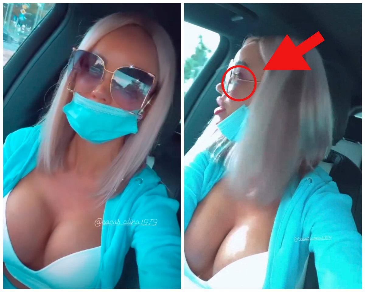 """Bianca Drăgușanu, BĂTUTĂ crunt și cu ochii vineți: """"Am să vă arăt cum arată o femeie """"iubită"""", nemachiată"""" VIDEO"""