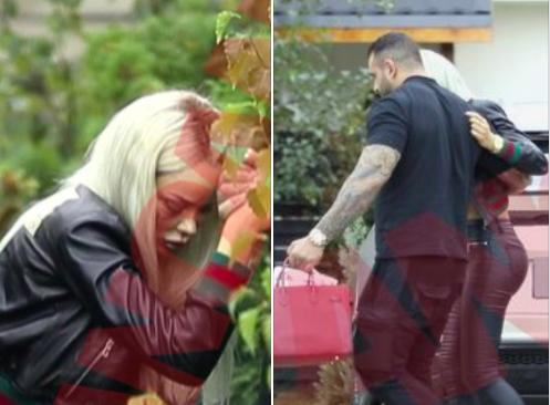 Imagini HALUCINANTE cu Bianca Drăgușanu bătută! Abia se ține pe picioare VIDEO