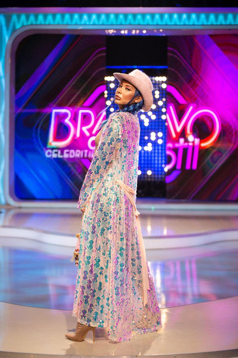 """In aceasta seara, de la ora 23:00, la """"Bravo, ai stil! Celebrities"""",   Emy Alupei: """"Vreau sa arat ca si fetele pot!"""""""