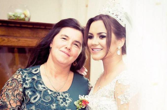 """Ce s-a întâmplat între Carmen de la Sălciua și mama lui Culiță Sterp, după despărțire: """"Am făcut parte din familia lor o perioadă și am încercat să..."""""""