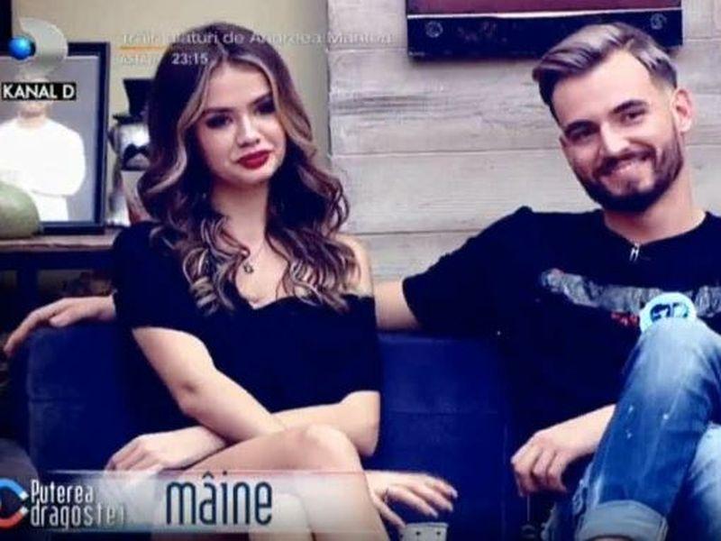 Andreea și Marinescu doresc să formeze un cuplu.