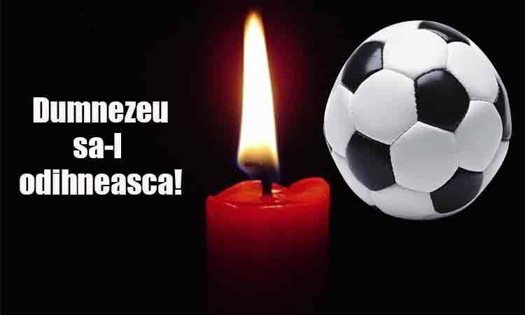 Doliu în fotbalul românesc. A murit dupa ce s-a infectat cu COVID