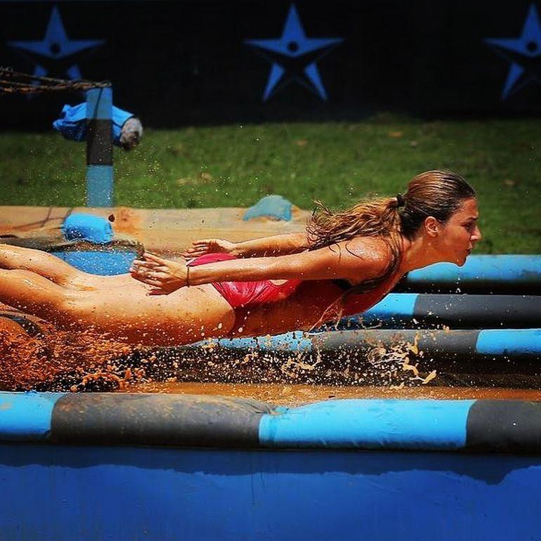 O mai țineți minte pe Larisa Vasile, fosta concurentă de la Exatlon? Ce face acum și ce legătură are cu un fost concurent de la Puterea dragostei