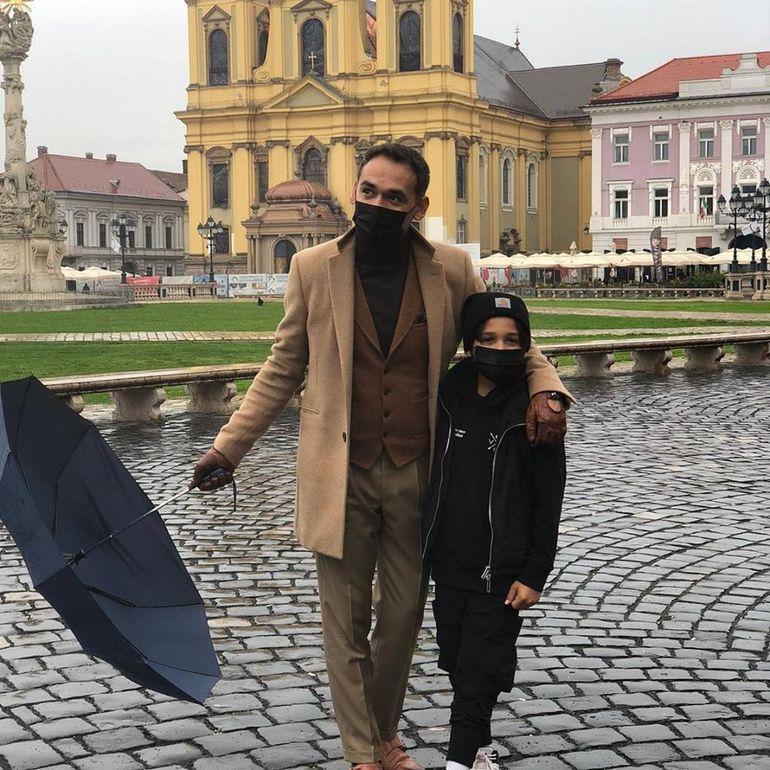 Răzvan Simion a fugit la Timișoara, dar nu a stat acasă! Ce a făcut matinalul