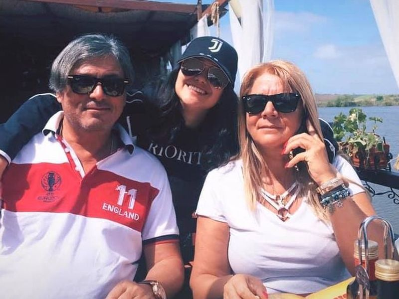 Sahsa, Cornel Gales si Viviana