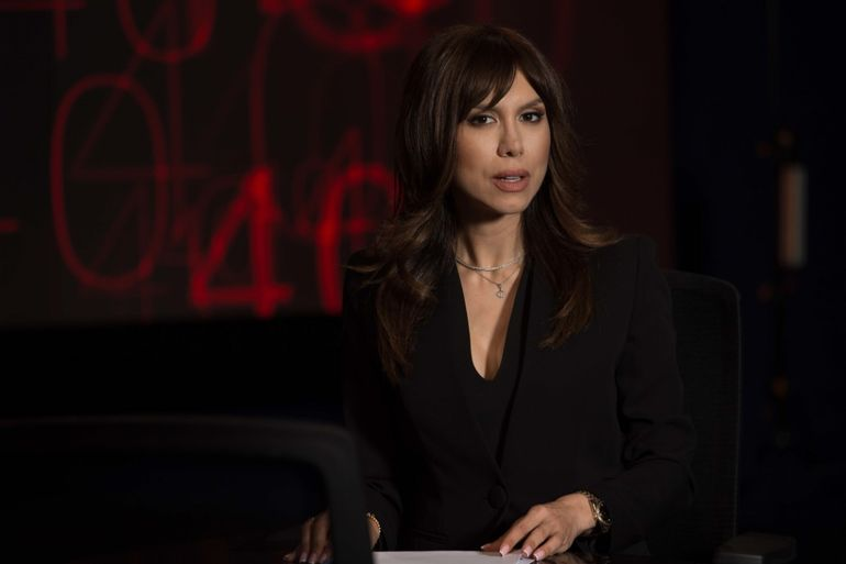 """Secretul din culisele emisiunii """"40 de intrebari cu Denise Rifai""""; Care este ritualul celebrei jurnaliste, inainte de fiecare filmare"""