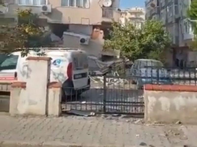 Imagini șocante de la cutremurul din Izmir