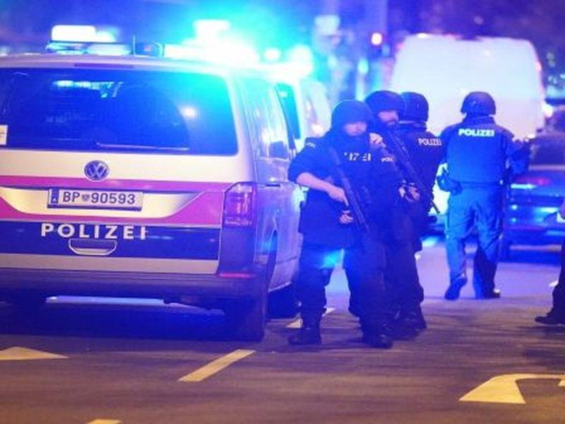 Viena atac terorist