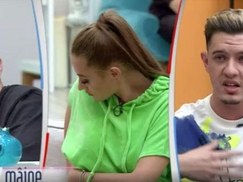Mariana îl alege pe Rareș