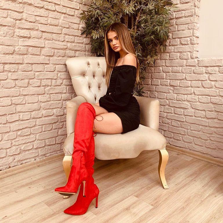 A fost totul fals până la urmă între Marinescu și Andreea? Replici dure de la distanță ale celor doi concurenți de la Puterea dragostei