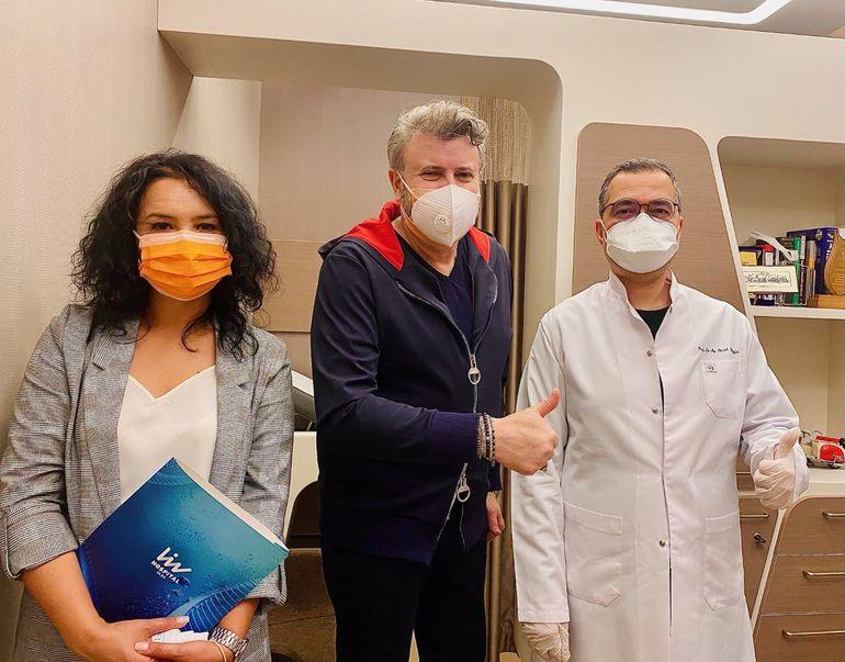 Cătălin Botezatu, chemat de urgență de medic în Turcia! Ce au descoperit specialiștii!