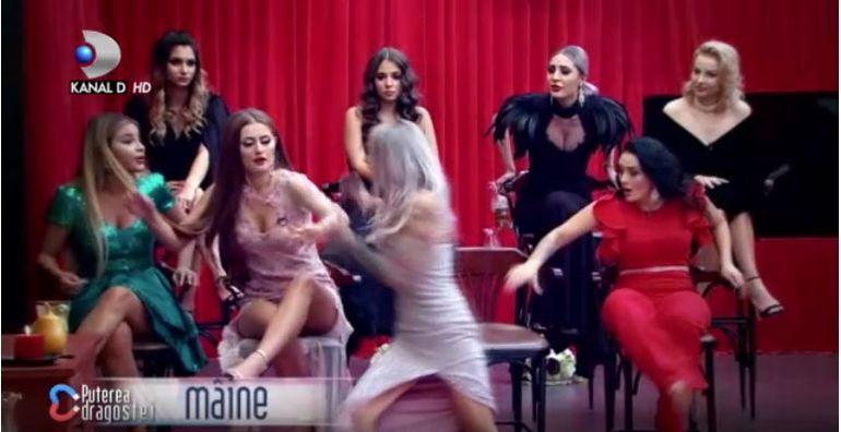 Puterea dragostei, 22 noiembrie: Alexandra, la un pas de eliminare! Concurenta a sărit la gâtul Ayei VIDEO