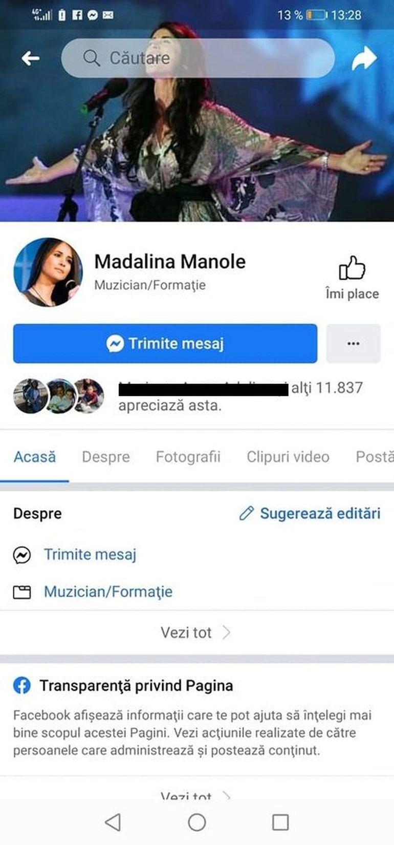 """Revoltător! Imagini video cu Mădălina Manole în sicriu, postate pe pagina artistei! Familia e revoltată: """"Vrei să faci bani de pe urma durerii noastre?"""""""