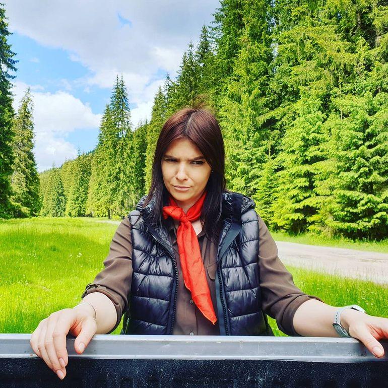 Cum arată soția lui Șerban Copoț de la iUmor. Galerie FOTO