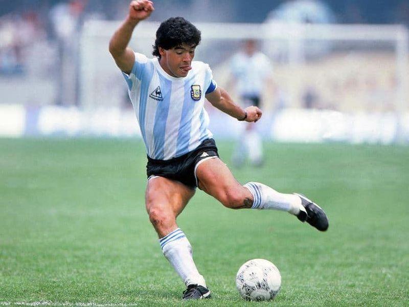 Viața de film a lui Diego Maradona
