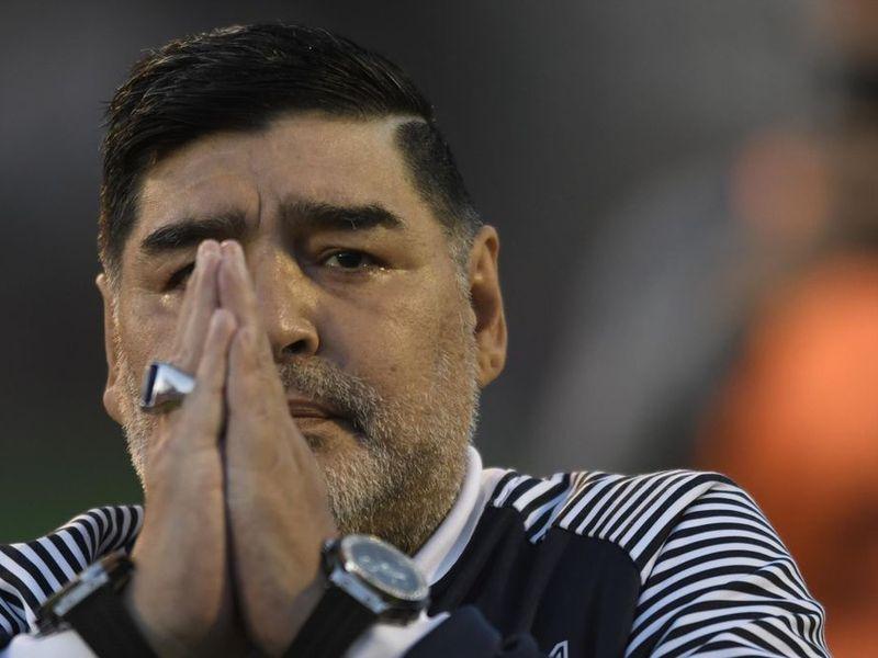 De ce purta Maradona două ceasuri, unul la fiecare mână