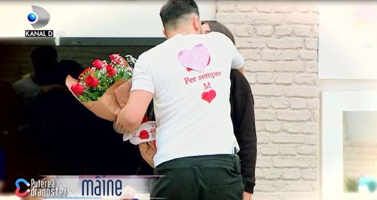Puterea dragostei 28 noiembrie. Cristian Comănici, vizibil deranjat de dansul Marianei