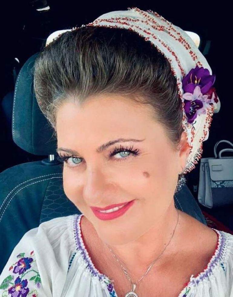Steliana Sima, infectată cu virusul COVID-19! Care este starea de sănătate a cântăreței de muzică populară: