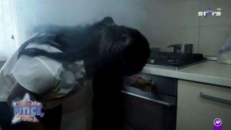 """Elena Ionescu a comis-o grav! A fost aproape să-și dea foc la casă. Totul se putea sfârși tragic: """"A ars așa rău"""" FOTO"""