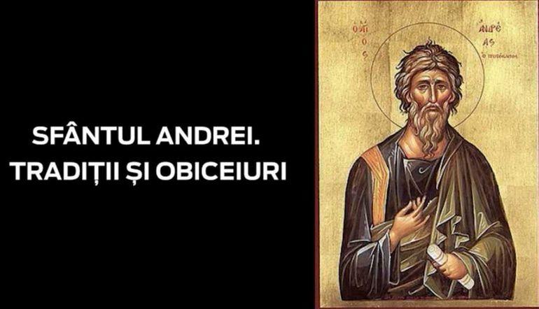 Tradiţii de Sfântul Andrei 2020: Ce NU este bine să faci în această zi sfântă? Aduce ghinion