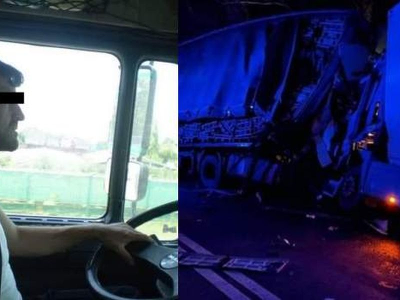 Șoferul care a murit