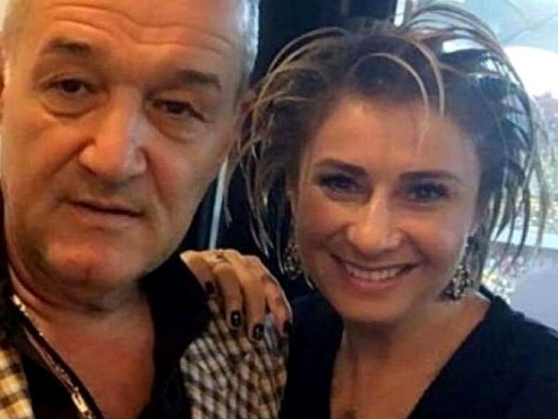 Gigi Becali și Anamaria Prodan