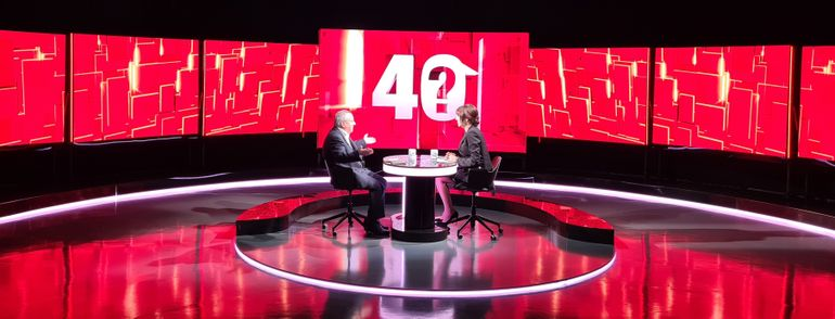 """Câți bani a câștigat din presă Ion Cristoiu? Răspunsul dat de cel mai cunoscut jurnalist în emisiunea """"40 de întrebări cu Denise Rifai"""" VIDEO"""