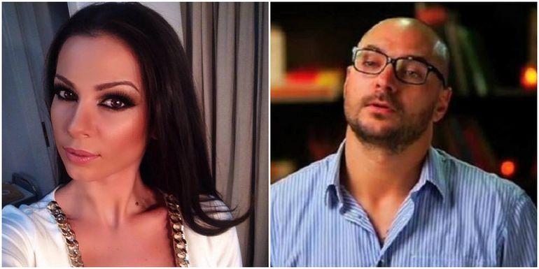 Un nou cuplu în showbiz! Iuliana Luciu și Cristi Mitrea, surprinși în ipostaze tandre FOTO