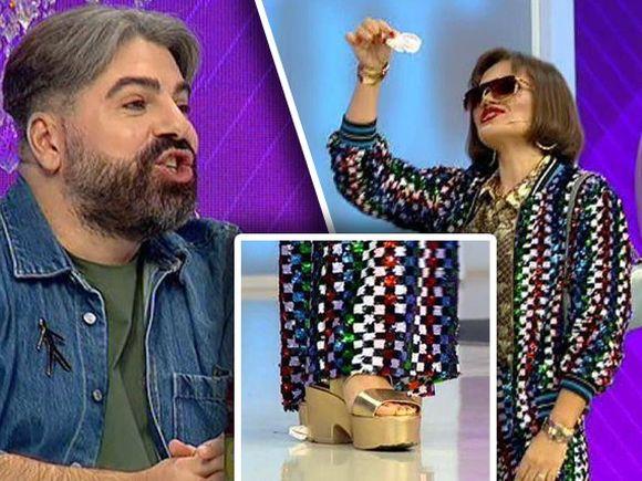 """Cristina Șișcanu, apariție rușinoasă la """"Bravo, ai stil! Celebrities""""! Maurice a taxat-o imediat: """"Doamna a adunat hârtia igienică pe toc"""""""