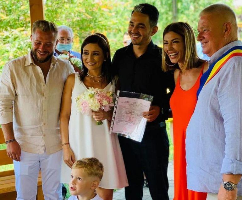 Lacrimi de fericire în familia Ilincăi Vandici! Sora vedetei de la