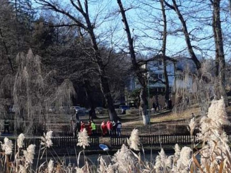 Descoperire macabră în Lacul Noua din Brașov