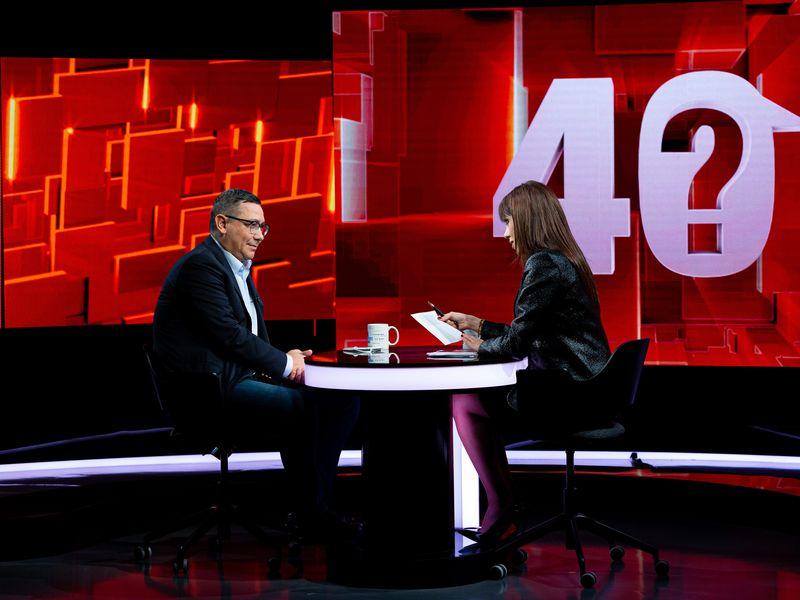 Victor Ponta si Denise Rifai