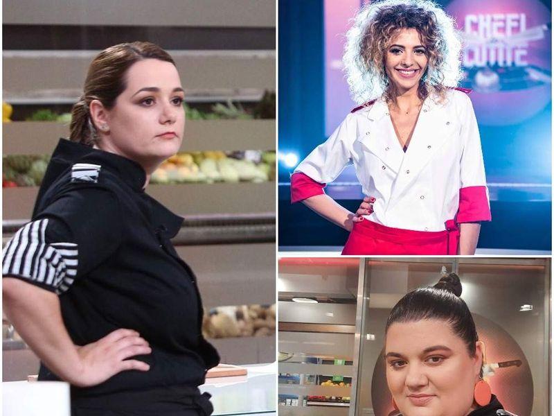O nouă gravidă în familia Chefi la Cuțite