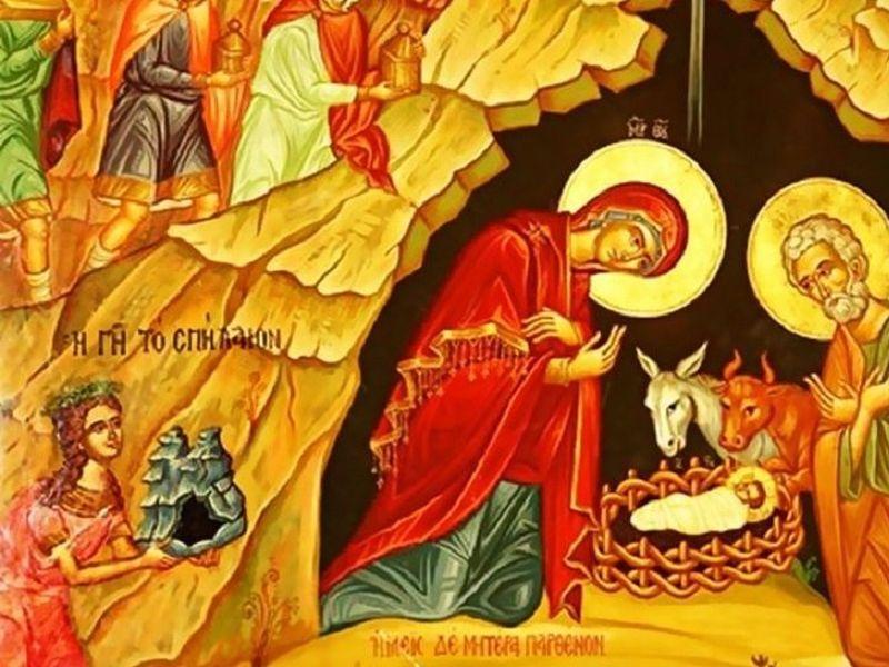 Se sărbătoresc sau nu numele Cristian/Cristina de Crăciun