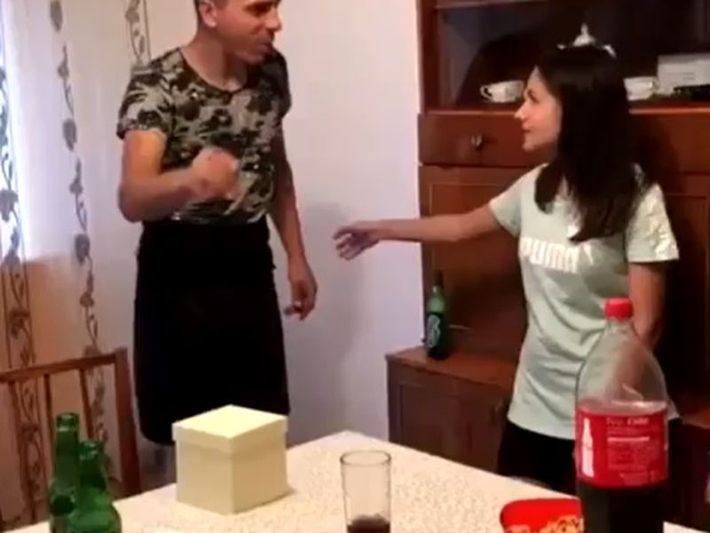 Clipe pline de emoție în familia unor români!