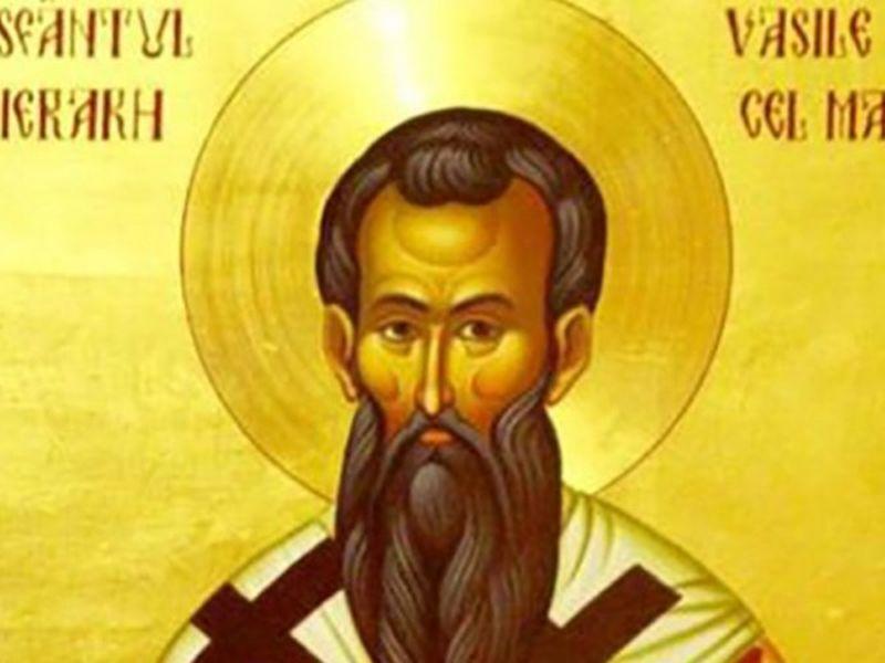 Sfântul Vasile cel Mare, 1 ianuarie