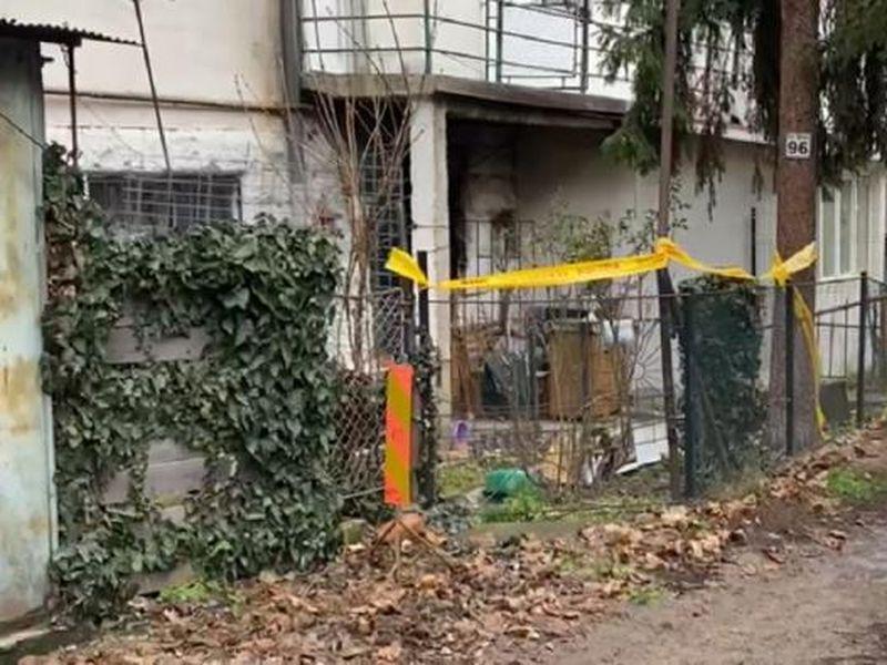 Femeie găsită moartă în casă în prima zi din an