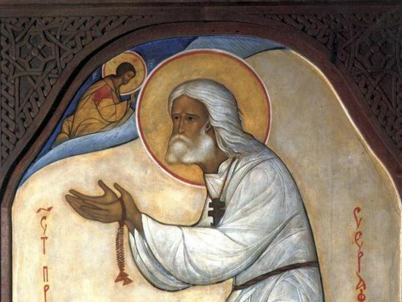 Cine este Sfântul Serafim de Sarov
