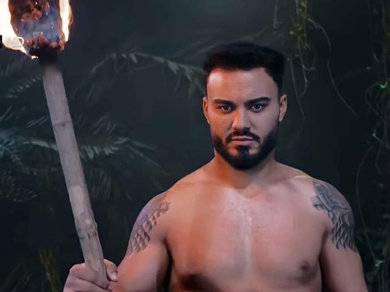 Jador, unul dintre concurenții din echipa Faimoșilor de la Survivor România