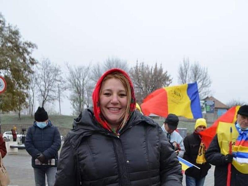Diana Sosoaca senatoare AUR