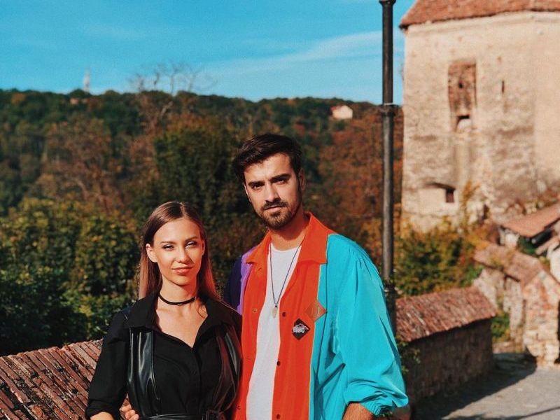 Liviu Teodorescu și Iulia, discuții aprinse