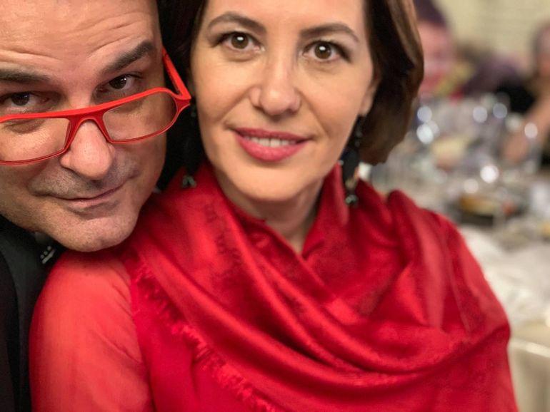 Soția lui Lucian Mîndruță și-a administrat vaccinul anti-covid! Cum se simte Ioana Mîndruță la o zi după imunizare