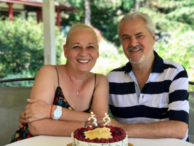 Adrian și Dana Năstase, căsătoriți de 35 de ani