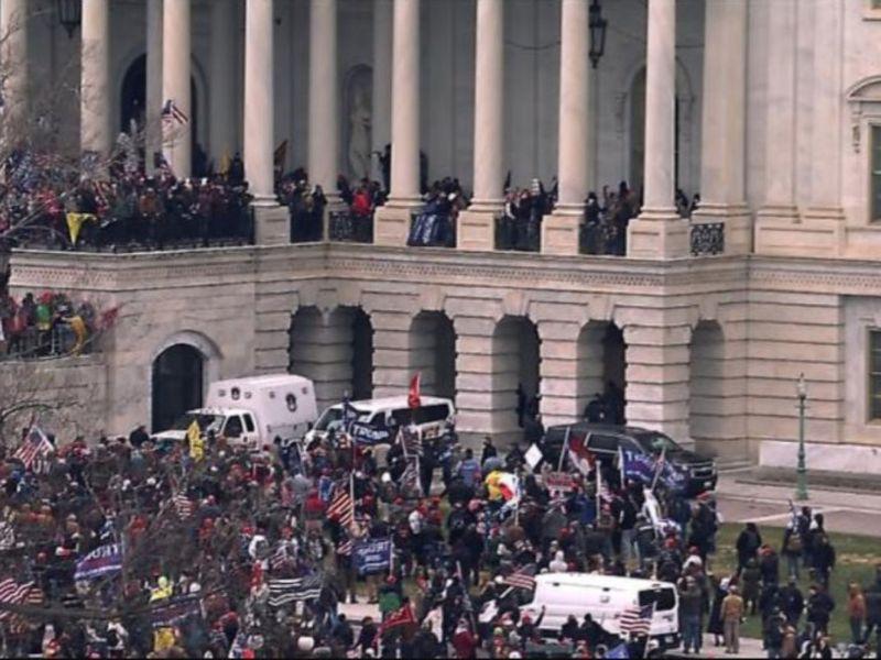 Manifestarea de la Capitoliu