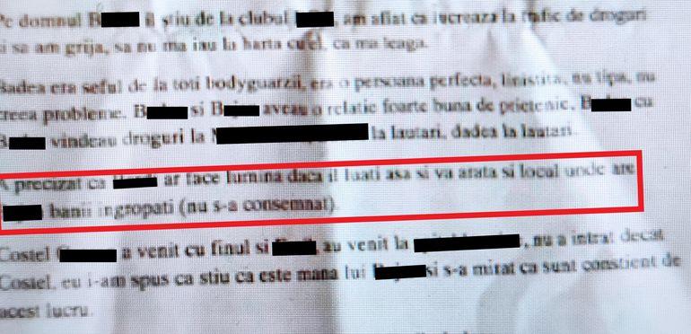 Escobar de România! Un traficant de droguri și-ar fi îngropat banii  într-o pădure de lângă Capitală, înainte să fie arestat! EXCLUSIV