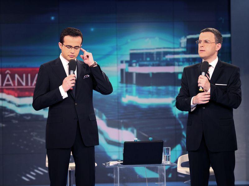 Mihai gadea si Razvan Dumitrescu