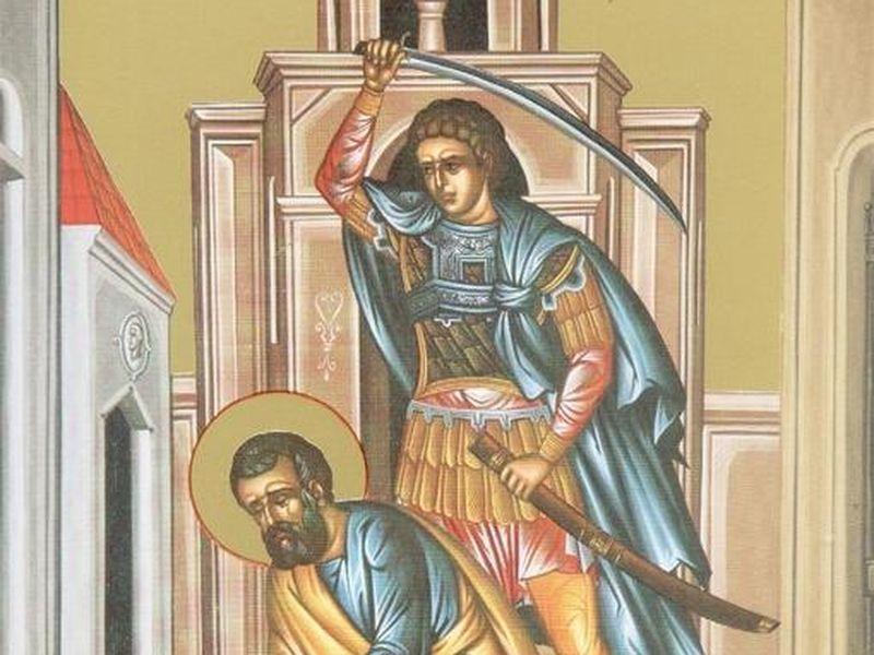 Calendar Creștin Ortodox, 9 ianuarie 2021. Cine este Sfântul Polieuct