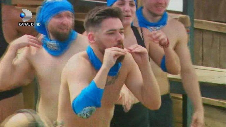 Războinicii au câștigat prima probă de la Survivor România 2021, sezonul 2! Care a fost miza jocului