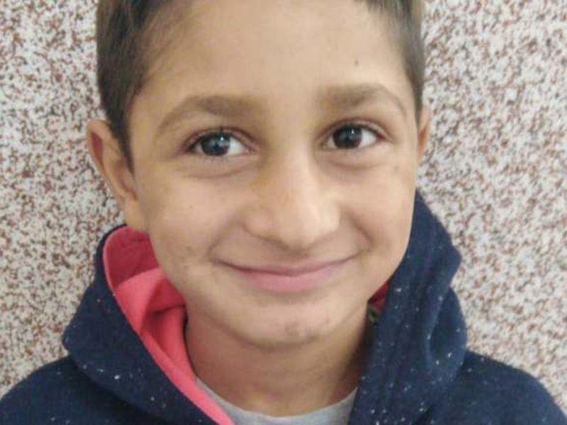 Sebastian, un copil de șapte ani, dispărut fără urmă
